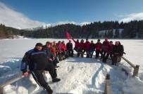 Kar Üzerinde Muhlama Keyfi