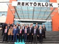 MUSTAFA DOĞAN - Kilis 7 Aralık Üniversitesi Rektörü Karacoşkun Açıklaması