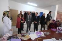 İŞARET DİLİ - KOMEK, Beyşehir'de İki Yılda 2 Bin 500 Kişiyi Meslek Sahibi Yaptı