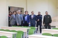 BATı KARADENIZ - Kutlubey Kampüsü Emniyet Mensuplarına Tanıtıldı