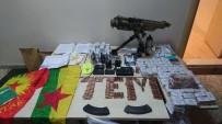 ELEKTRİK KABLOSU - Mardin'de SSCB Yapımı 'Füze Ateşleyicisi' Ele Geçirildi