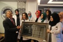 MESLEK EDİNDİRME KURSU - MEL-MEK Öğrencileri Başkan Büyükkılıç'i Ziyaret Etti