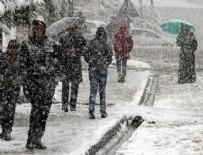 HAVA SICAKLIKLARI - Meteoroloji kar için gün verdi