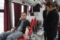 KEMİK İLİĞİ - MÜSİAD Üyesi 70 İşadamı Kan Bağışladı