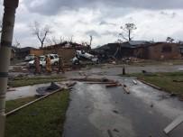 KASıRGA - New Orleans'ı Kasırga Vurdu Açıklaması 25 Yaralı