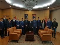 Niğde Ülkü Ocakları Ankara'da