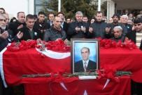 CİNAYET ZANLISI - Öldürülen Ereğli Sosyal Yardımlaşma Müdürü Toprağa Verildi
