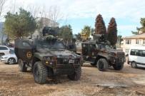 Ordu'da Terörle Mücadeleye Zırhlı Takviye