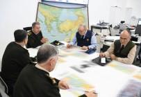 HAVA KUVVETLERİ KOMUTANI - Orgeneral Akar Ve Kuvvet Komutanlarından Kritik Toplantı