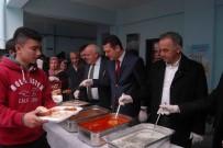 FATIH ÜRKMEZER - Ortaca'da Öğrencilerin Karnını Doyuran Proje