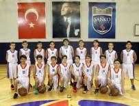 BASKETBOL TAKIMI - Özel Sanko Okullarının Basketbol Başarısı