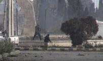 ÖZGÜR SURİYE - ÖSO El Bab'ın batı kesiminde birkaç mahalle ve bir tepeyi ele geçirdi
