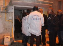 Polis Yaralı Kadını Alevlerin Arasından Kurtardı