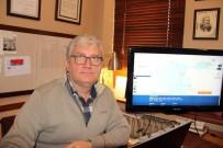 TAKSIM - Prof. Dr. Yaltırak Açıklaması 'Buradaki Fay 6 Büyüklüğünden Daha Fazla Deprem Üretmez'