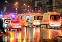 YıLBAŞı - Reina Saldırısı Soruşturmasında 9 Tutuklama
