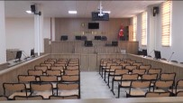 DURUŞMA SALONU - Şanlıurfa'ya 250 Kişi Kapasiteli Yeni Duruşma Salonu