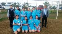 TERTIP KOMITESI - Serik'te Okul Sporları Yıldız Kızlar Futbol İlçe Birinciliği Yapıldı