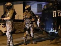 KENT ORMANI - Sultangazi'de terör operasyonu: DHKP-C'ye ait mühimmat yakalandı