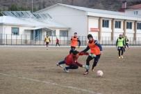 HÜSEYIN KOÇ - Tokatspor - Tuzlaspor Maçının Biletleri 1 Lira