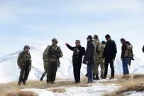 TUNCELİ VALİSİ - Tunceli Valisinden Askeri Üs Bölgesine Ziyaret