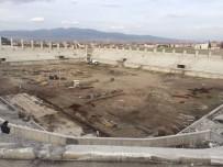 Turgutlu Stadının Kaba İnşaatı Bitti