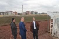 Turhal Stadyumu Yıkılarak Yerine Hastane Yapılacak