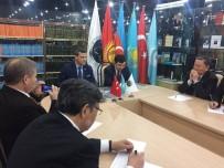 BILIM ADAMLARı - Uluslararası Türk Akademisinde Hoca Ahmet Yesevi'yi Anlamak Konferansı Yapıldı