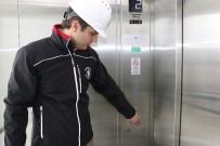 ÜMRANİYE BELEDİYESİ - Ümraniye Belediyesi Asansör Muayene Hizmetlerine Başladı