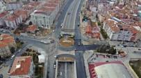 TRAFİK SORUNU - Uşak'taki Stadyum Battı Çıktı Cuma Günü Açılıyor