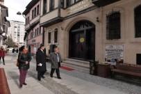 OSMANLı DEVLETI - Vali Ahmet Hamdi Nayir Açıklaması Konaklar Şehri Deyince Akla Kütahya Gelmeli
