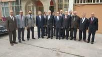 UMRE - Vali Güvençer Müftülük Toplantısına Katıldı