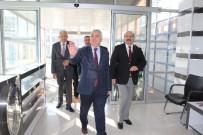 Vali Yıldırım, Başkan Konak'ı Ziyaret Etti