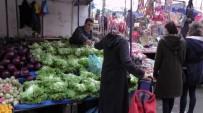 Vatandaşlar Pazarda Pahalılıktan Yakındı