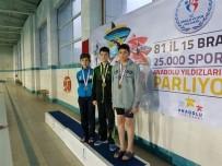 Yüzme Yarışmalarında Derece