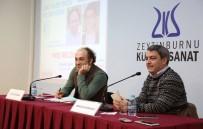 Zeytinburnu'nda 100 Yüze İmza Ve Söyleşi Programına Abdullah Harmancı Konuk Oldu