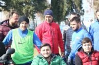 ENGELLİ SPORCULAR - Akhisarspor Başkanı Eryüksel, Hamzaoğlu'nu Yalanladı