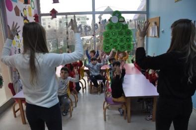 Anaokullarında işaret diliyle eğitim dönemi
