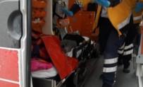 İTFAİYE ERİ - Apartmanda Çıkan Yangında Anne Ve Kızı Kurtarıldı