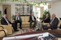 Başkan Konak'a Ziyaretler Devam Ediyor