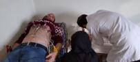 SAĞLIK TARAMASI - Belediye Personeli Sağlık Taramasından Geçirildi