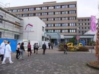 ZUHAL KUNDURACILAR - BEÜ Sağlık Bilimleri Fakültesi Almanya'da İncelemelerde Bulundu