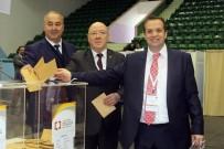 MUSTAFA ARSLAN - BİK Seçimlerinde Gazeteleri TGK Temsil Edecek