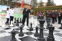 SATRANÇ FEDERASYONU - Bolu'ya İkinci Büyük Satranç Parkı Açılıyor