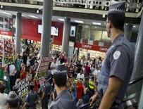 MECLIS GENEL KURULU - Meclisi polis bastı