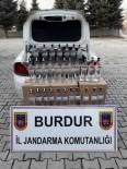 Burdur'da Kaçak İçki Operasyonu
