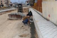 Burhaniye Belediyesine Yol Yapım Seferberliği