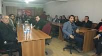 EĞITIM BIR SEN - Burhaniye'de Okul Temsilcilerine Eğitim Semineri.
