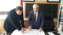 Çermik'te Köy Minibüsleri İçin İlçe Garajı Yapılıyor
