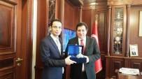İNTERNET SİTESİ - CLK Uludağ Elektrik'ten Bursa Valisi İzzettin Küçük'e Ziyaret