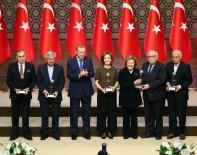 TÜRKIYE YAZARLAR BIRLIĞI - Cumhurbaşkanı Erdoğan Açıklaması 'Kültür Ve Sanatı Küçümseyen Toplumlar Kaybetmeye Mahkumdur'